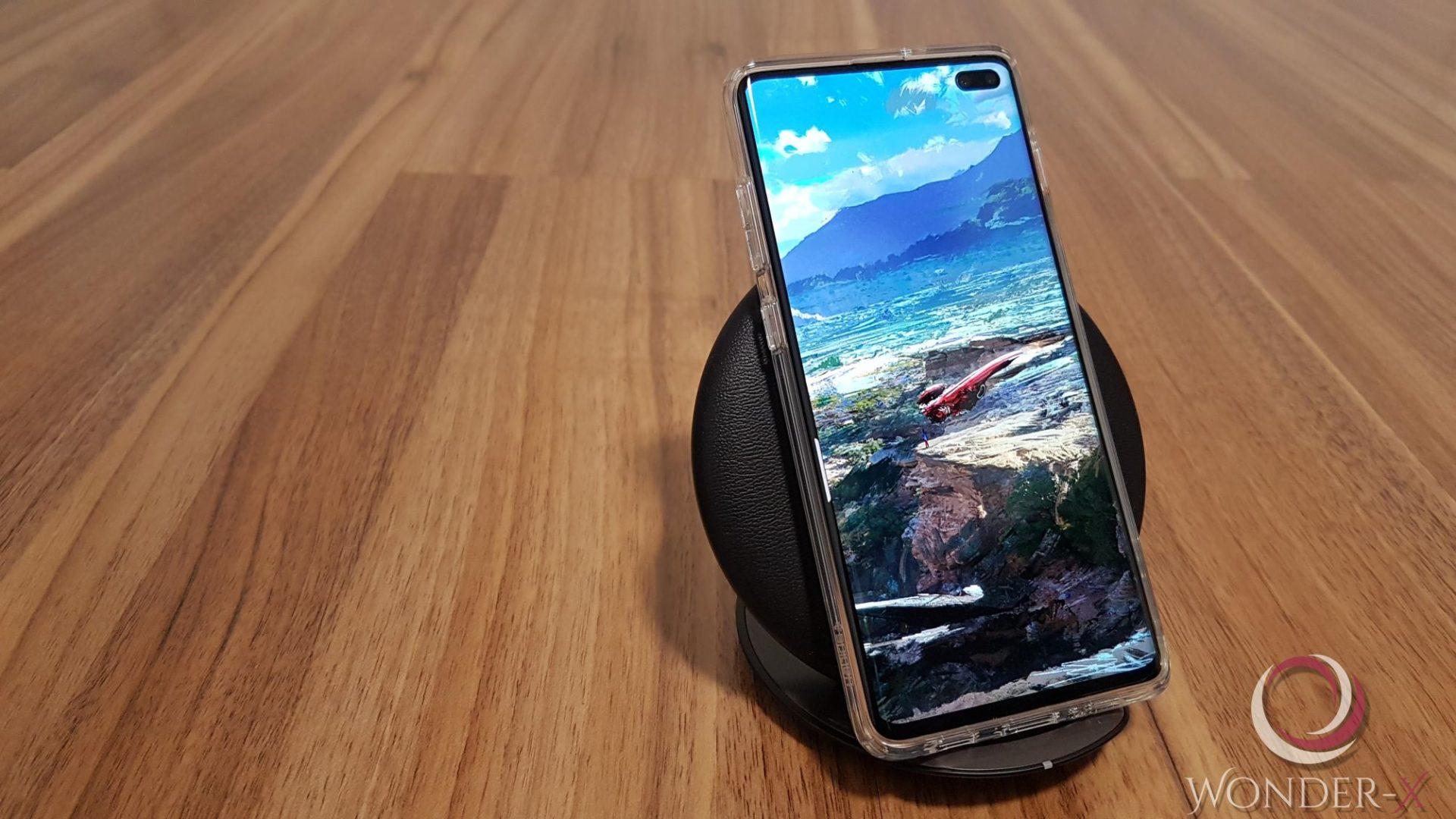「Galaxy S10/Note10」等のスマホで画面の向きを固定する方法を超簡単に紹介