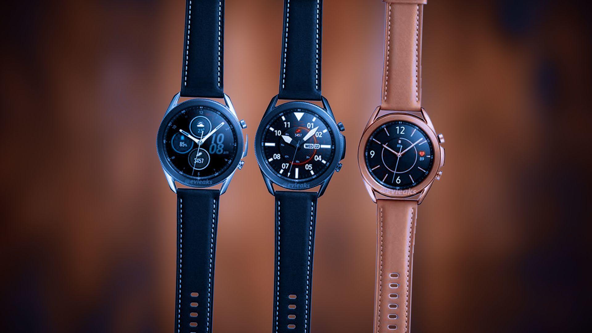 「Galaxy Watch 3」のバリエーションと価格が明らかにされる