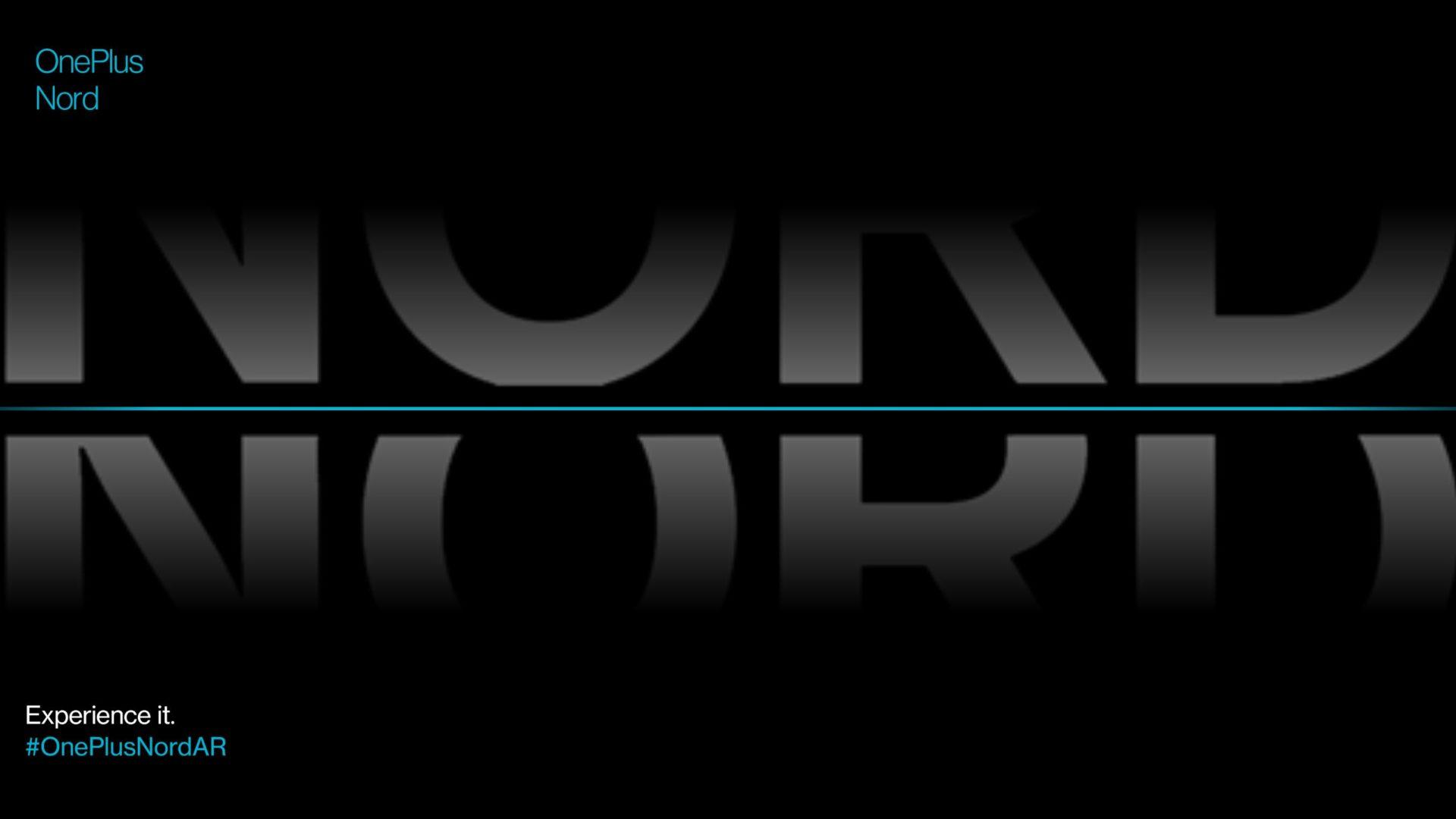 「OnePlus Nord」は7月21日にAR(拡張現実)を活用して発表へ