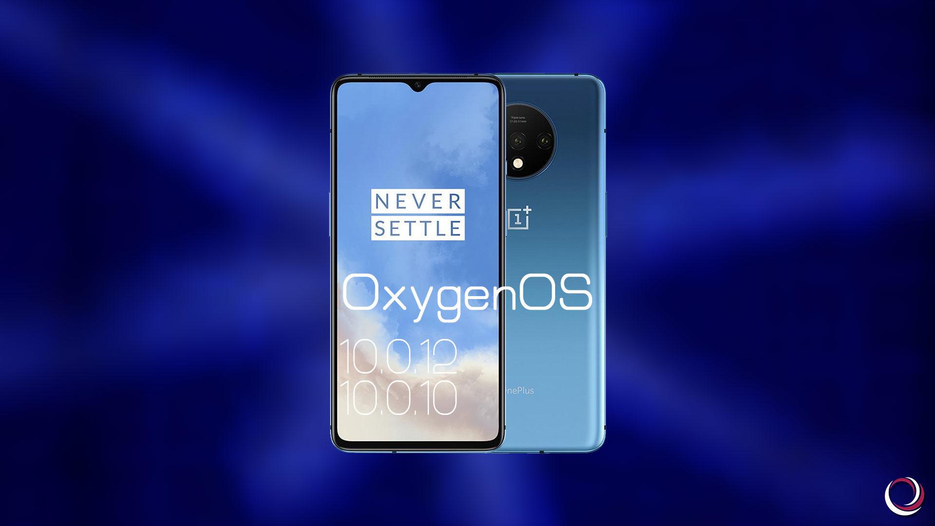 「OnePlus 7T/7TPro」向けに時計スタイルの追加や画面起動の不具合を修正する「OxygenOS 10.0.12/10.0.10」がリリース