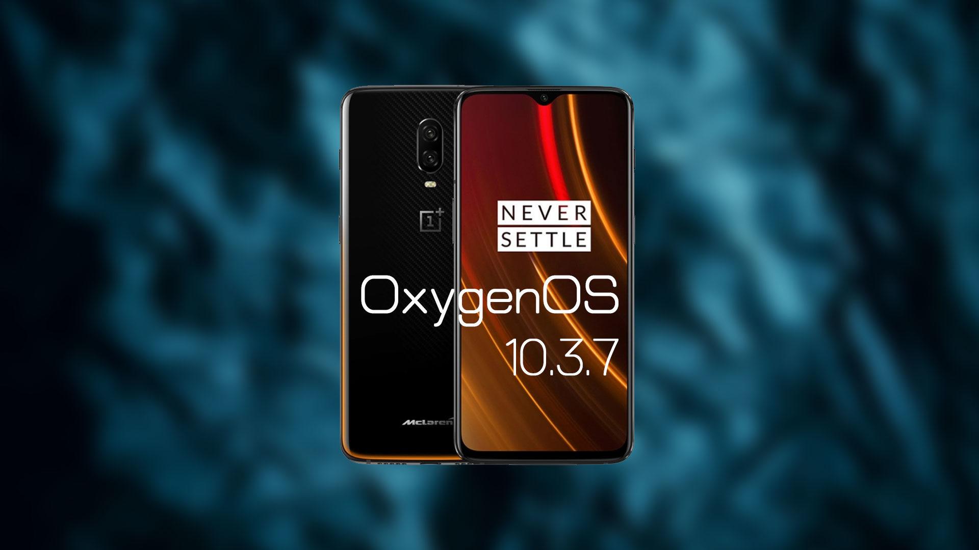 「OnePlus 6/6T」向けにスクリーンショットの不具合修正や誤タッチ防止機能の追加を含む「OxygenOS 10.3.7」がリリース