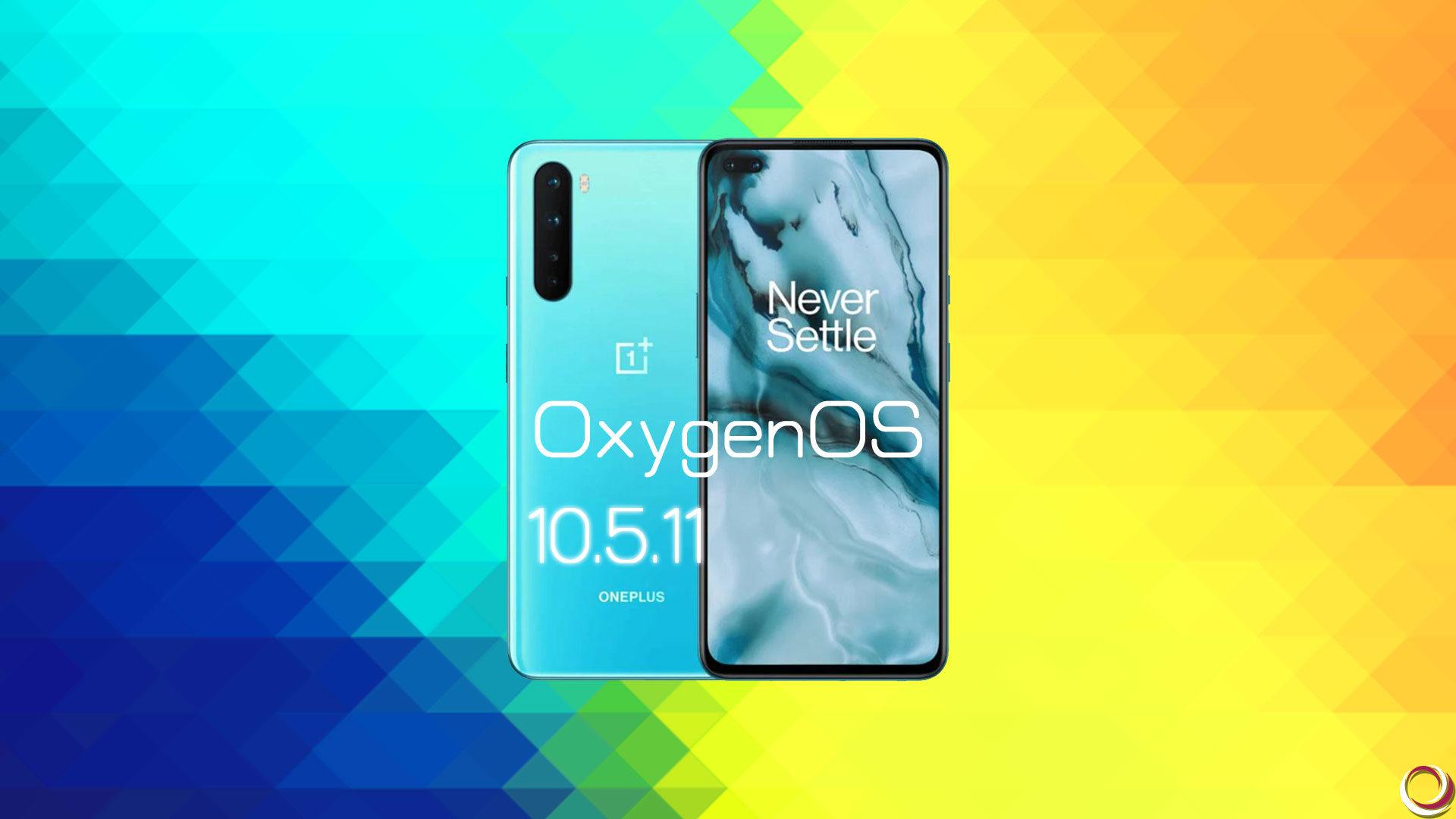 「OnePlus Nord」向けに2021年1月セキュリティパッチが含まれる「OxygenOS 10.5.11」がリリース