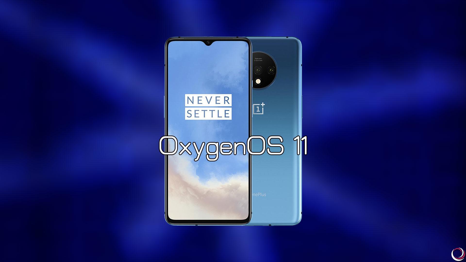 「OnePlus 7T/7T Pro」向けに「Android 11」ベースの安定版「OxygenOS 11」がリリース