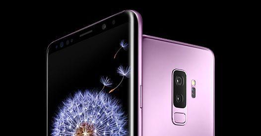 Galaxy S9やS9+で画面の解像度を変更する簡単な設定方法!
