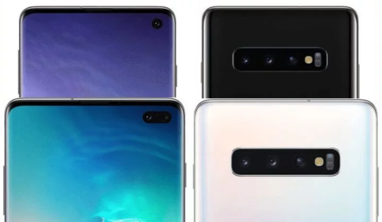 「Galaxy S10」のカメラ近くで画面が点滅しているのは不具合ではなく仕様なので安心して