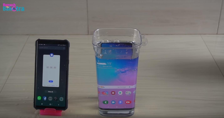 「Galaxy S10」の防水性能ってどれぐらい?「IP68」規格ってどういう意味?